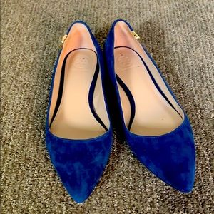 Tory Burch Pointed Toe Flat